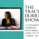 3 common website mistakes and how to fix them #Ep7