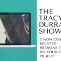 3 non cost related reasons to do your own PR #Ep11